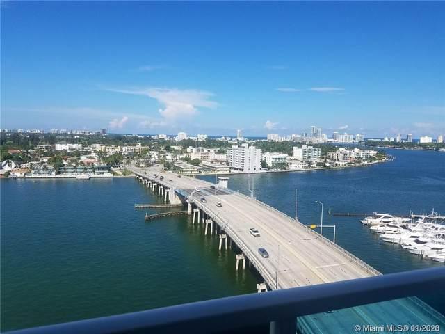 1881 79th St Cswy #1507, North Bay Village, FL 33141 (MLS #A10959783) :: Berkshire Hathaway HomeServices EWM Realty