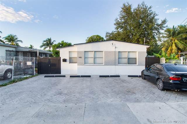 1415 NW 34th St, Miami, FL 33142 (MLS #A10959803) :: Berkshire Hathaway HomeServices EWM Realty