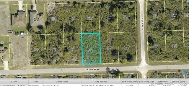 3204 W 63, Lehigh Acres, FL 33971 (MLS #A10959807) :: Castelli Real Estate Services