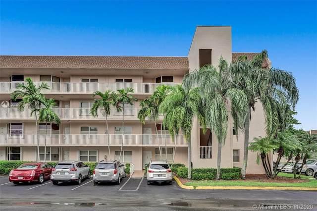2521 NW 104th Ave #308, Sunrise, FL 33322 (MLS #A10959810) :: Berkshire Hathaway HomeServices EWM Realty