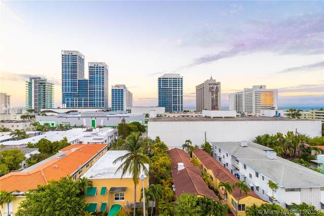 6801 Indian Creek Dr #803, Miami Beach, FL 33141 (MLS #A10959812) :: Ray De Leon with One Sotheby's International Realty