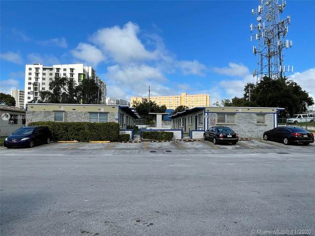 1333 & 1329 NW 6th St, Miami, FL 33125 (MLS #A10959814) :: ONE Sotheby's International Realty