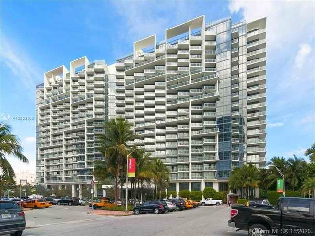 2201 Collins Ave #711, Miami Beach, FL 33139 (MLS #A10959838) :: ONE Sotheby's International Realty
