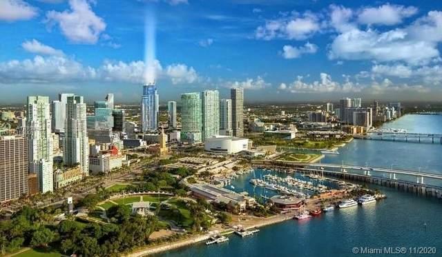851 NE 1st Ave #1105, Miami, FL 33132 (MLS #A10959853) :: Berkshire Hathaway HomeServices EWM Realty