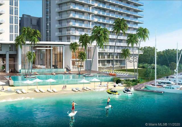 16385 Biscayne Blvd #2401, North Miami Beach, FL 33160 (MLS #A10959857) :: ONE Sotheby's International Realty
