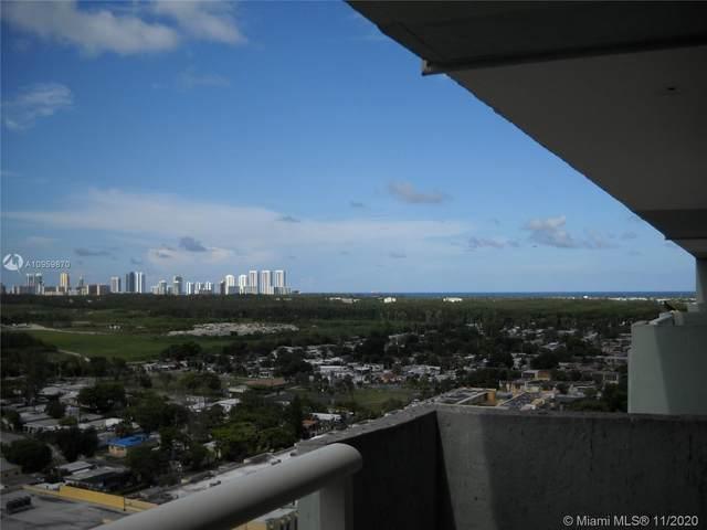 13499 Biscayne Blvd #1607, North Miami, FL 33181 (MLS #A10959870) :: ONE Sotheby's International Realty