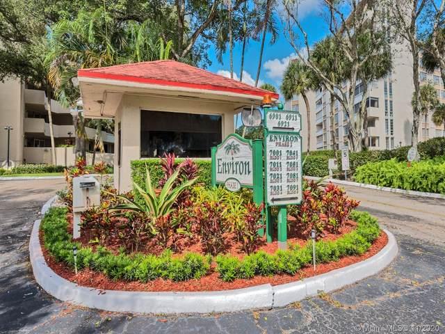 6921 Environ Blvd 5S, Lauderhill, FL 33319 (MLS #A10959915) :: Green Realty Properties