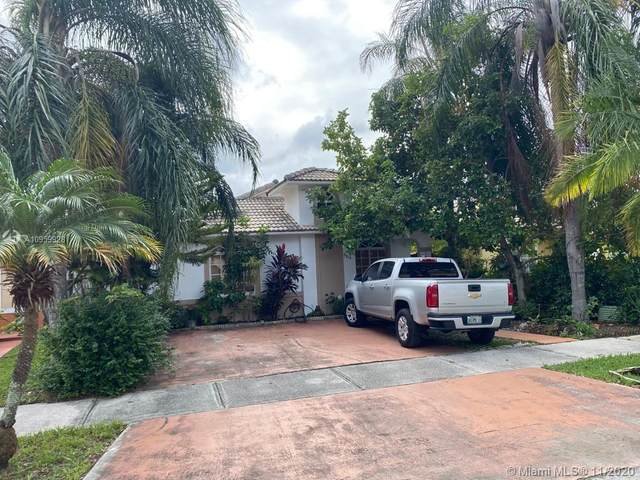 9814 NW 128th Ln, Hialeah Gardens, FL 33018 (MLS #A10959928) :: THE BANNON GROUP at RE/MAX CONSULTANTS REALTY I