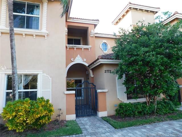 2772 SW 121st Ave #602, Miramar, FL 33025 (MLS #A10959931) :: ONE Sotheby's International Realty