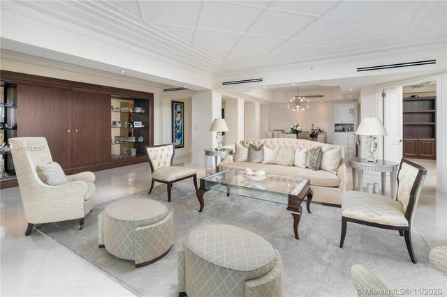 7221 Fisher Island Dr #7221, Miami Beach, FL 33109 (MLS #A10959957) :: Ray De Leon with One Sotheby's International Realty