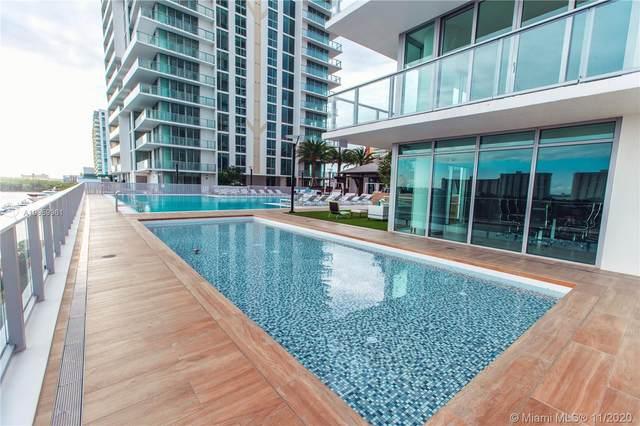 300 Sunny Isles Blvd 4-607, Sunny Isles Beach, FL 33160 (MLS #A10959961) :: Ray De Leon with One Sotheby's International Realty