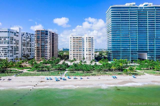 10185 Collins Ave #1105, Bal Harbour, FL 33154 (MLS #A10959978) :: The Teri Arbogast Team at Keller Williams Partners SW