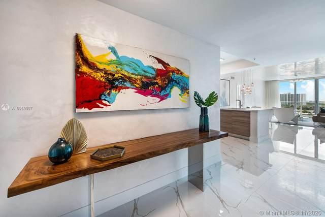 330 Sunny Isles Blvd 5-1106, Sunny Isles Beach, FL 33160 (MLS #A10959997) :: Ray De Leon with One Sotheby's International Realty
