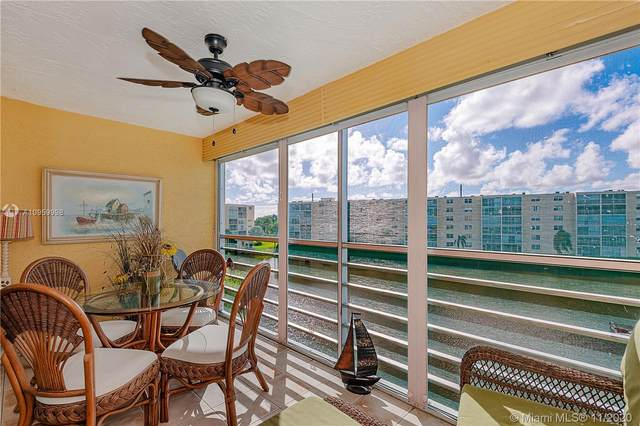 311 SE 3rd St #408, Dania Beach, FL 33004 (MLS #A10959998) :: Berkshire Hathaway HomeServices EWM Realty