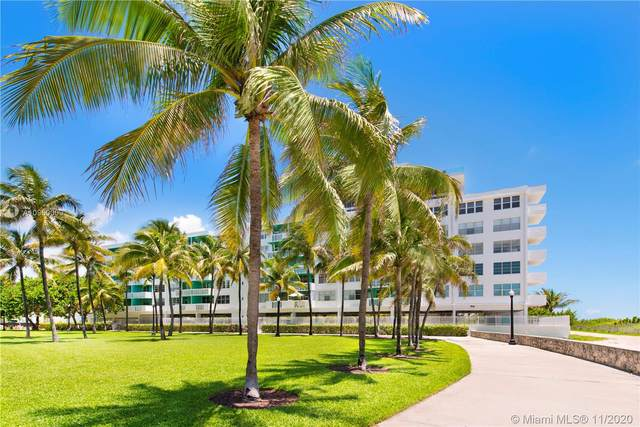 301 Ocean Dr #405, Miami Beach, FL 33139 (MLS #A10960009) :: Castelli Real Estate Services