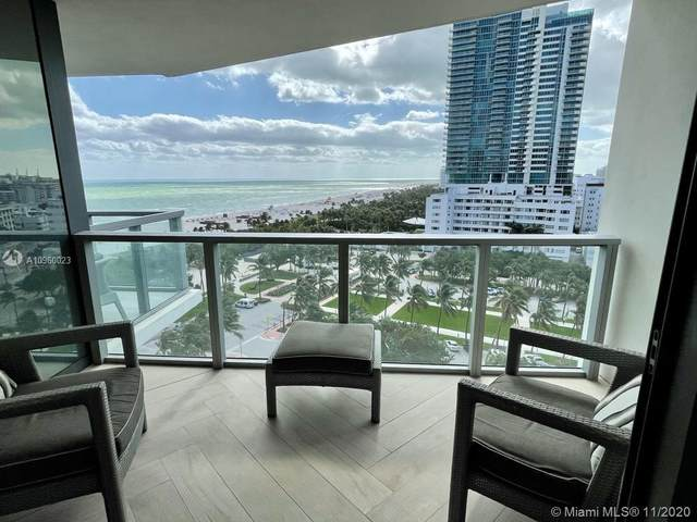 2201 Collins Ave #1108, Miami Beach, FL 33139 (MLS #A10960023) :: ONE Sotheby's International Realty