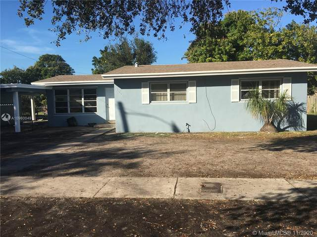 1001 NW 14th Ct, Fort Lauderdale, FL 33311 (MLS #A10960049) :: Carole Smith Real Estate Team