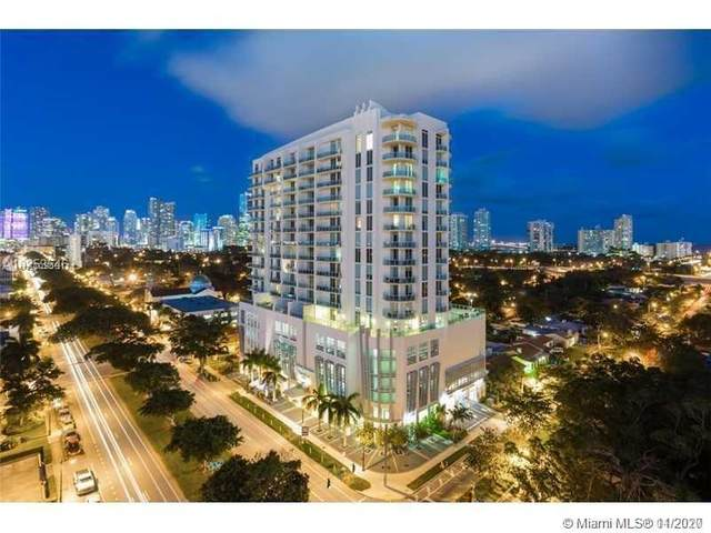 2525 SW 3rd Ave #1109, Miami, FL 33129 (MLS #A10960111) :: Podium Realty Group Inc