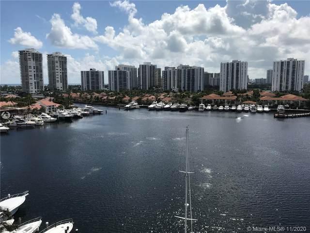 3610 Yacht Club Dr #1509, Aventura, FL 33180 (MLS #A10960169) :: Albert Garcia Team