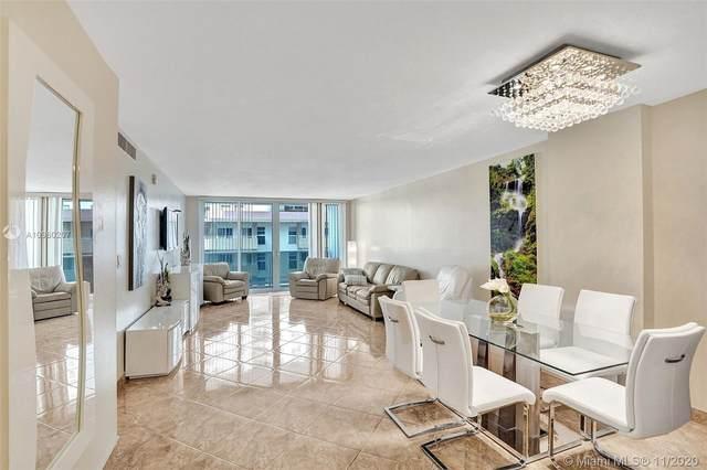 3140 S Ocean Dr #708, Hallandale Beach, FL 33009 (MLS #A10960207) :: ONE Sotheby's International Realty