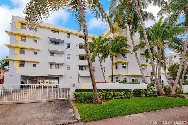 80 S Shore Dr #501, Miami Beach, FL 33141 (MLS #A10960261) :: Ray De Leon with One Sotheby's International Realty