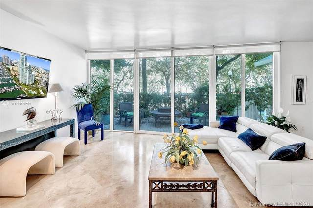 1000 S Pointe Dr Th-A5, Miami Beach, FL 33139 (MLS #A10960263) :: ONE Sotheby's International Realty