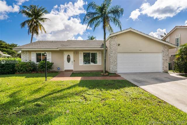 2365 NW 120th Ln, Coral Springs, FL 33065 (MLS #A10960269) :: Carole Smith Real Estate Team