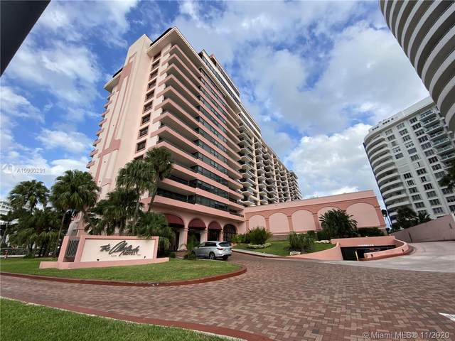 5225 Collins Ave #411, Miami Beach, FL 33140 (MLS #A10960291) :: Ray De Leon with One Sotheby's International Realty