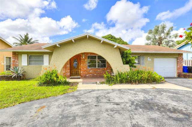 6721 NW 25th Ter, Fort Lauderdale, FL 33309 (MLS #A10960307) :: THE BANNON GROUP at RE/MAX CONSULTANTS REALTY I