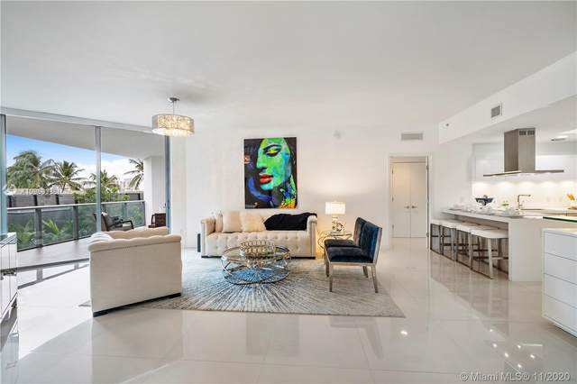17301 Biscayne Blvd #208, North Miami Beach, FL 33160 (MLS #A10960338) :: Ray De Leon with One Sotheby's International Realty