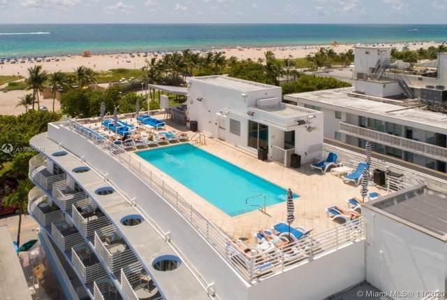 1052 Ocean Dr C505, Miami Beach, FL 33139 (MLS #A10960379) :: Castelli Real Estate Services