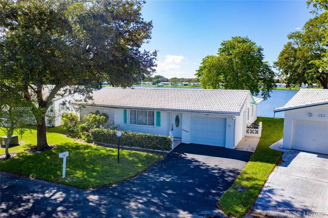 1301 NW 85th Ter, Plantation, FL 33322 (MLS #A10960387) :: Miami Villa Group