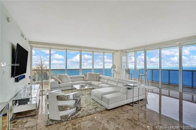 1830 S Ocean Dr #4701, Hallandale Beach, FL 33009 (MLS #A10960400) :: Castelli Real Estate Services