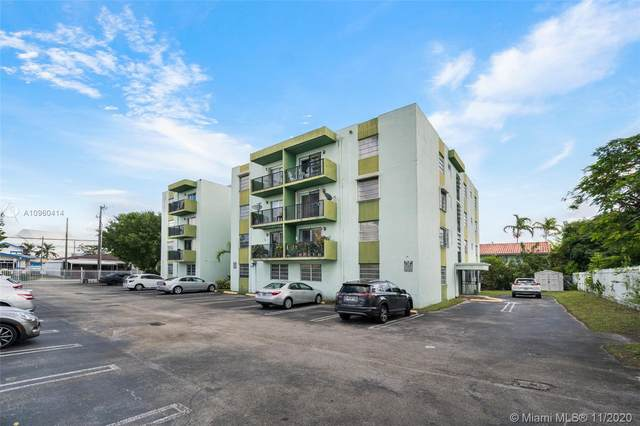 1530 SW 2nd St #305, Miami, FL 33135 (MLS #A10960414) :: Podium Realty Group Inc