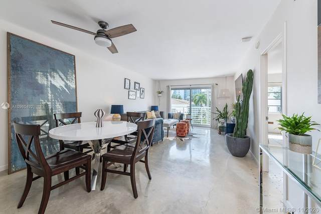 1450 Lincoln Rd #309, Miami Beach, FL 33139 (MLS #A10960492) :: Ray De Leon with One Sotheby's International Realty