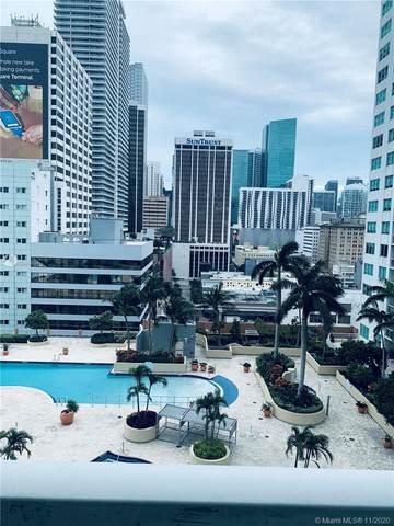 244 Biscayne Blvd #1407, Miami, FL 33132 (MLS #A10960504) :: ONE Sotheby's International Realty