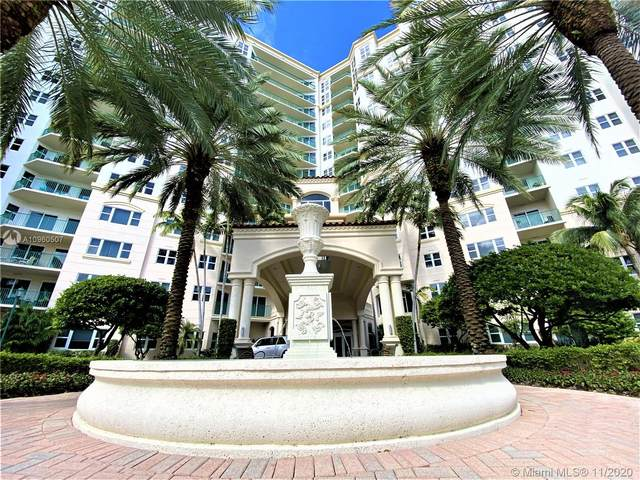 19900 E Country Club Dr #202, Aventura, FL 33180 (MLS #A10960507) :: Podium Realty Group Inc