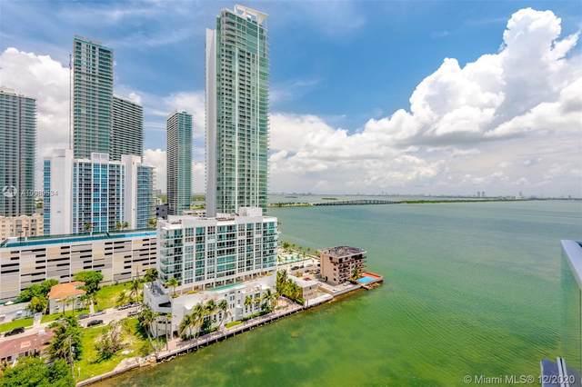 601 NE 27th St #1603, Miami, FL 33137 (MLS #A10960534) :: Castelli Real Estate Services