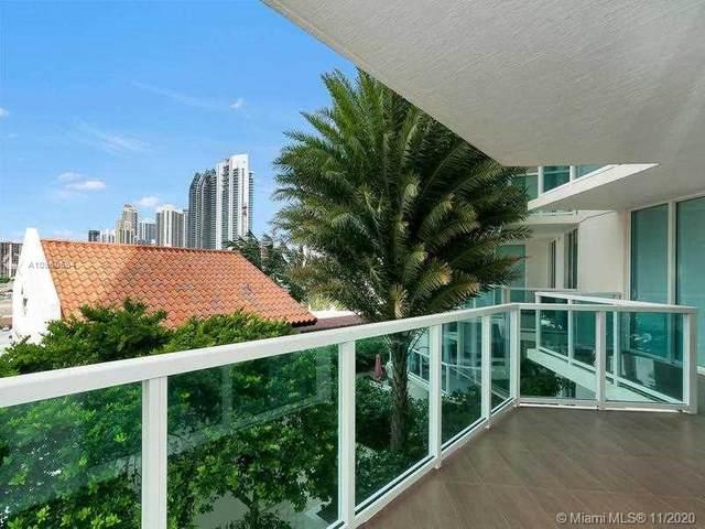 150 Sunny Isles Blvd 1-703, Sunny Isles Beach, FL 33160 (MLS #A10960564) :: Castelli Real Estate Services