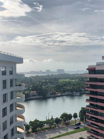 5161 Collins Ave #1711, Miami Beach, FL 33140 (MLS #A10960573) :: ONE Sotheby's International Realty
