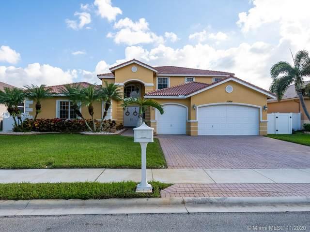 15964 SW 4th St, Pembroke Pines, FL 33027 (MLS #A10960574) :: Berkshire Hathaway HomeServices EWM Realty