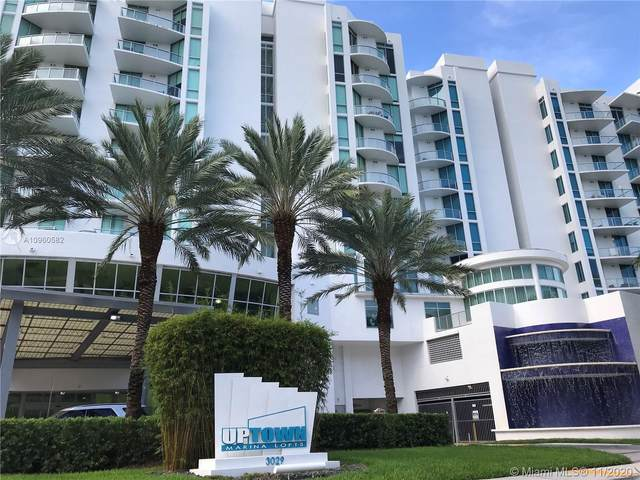 3029 NE 188th St #1012, Aventura, FL 33180 (MLS #A10960582) :: Podium Realty Group Inc