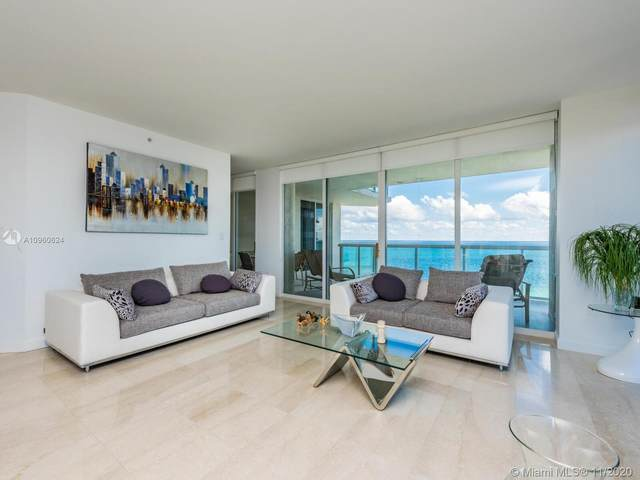 18671 Collins Ave #1903, Sunny Isles Beach, FL 33160 (MLS #A10960624) :: The Howland Group