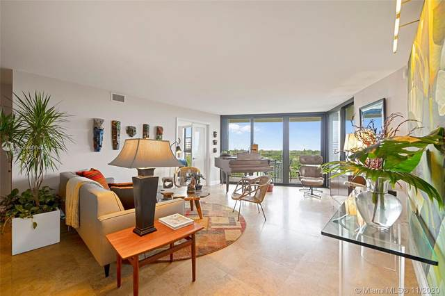 1000 Quayside Ter #803, Miami, FL 33138 (MLS #A10960644) :: ONE Sotheby's International Realty