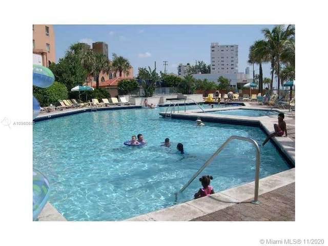 101 N Ocean Dr #433, Hollywood, FL 33019 (MLS #A10960655) :: Castelli Real Estate Services