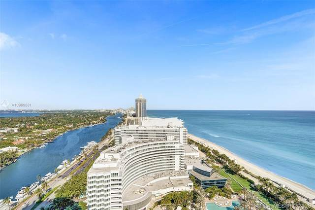 4401 Collins Ave #2901, Miami Beach, FL 33140 (MLS #A10960681) :: Julian Johnston Team