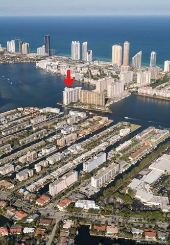 301 174th St #1901, Sunny Isles Beach, FL 33160 (MLS #A10960712) :: Ray De Leon with One Sotheby's International Realty