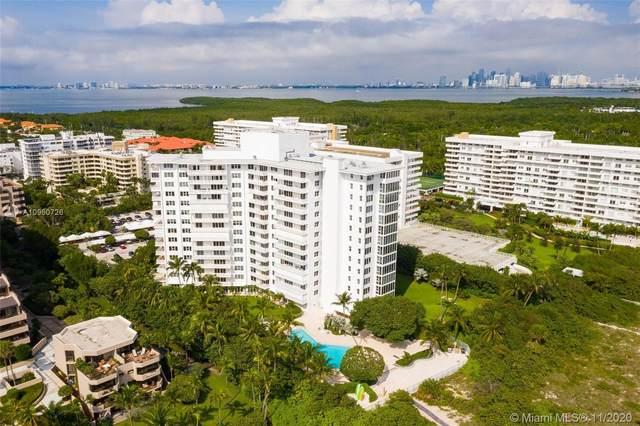 200 Ocean Lane Dr #707, Key Biscayne, FL 33149 (MLS #A10960726) :: The Riley Smith Group