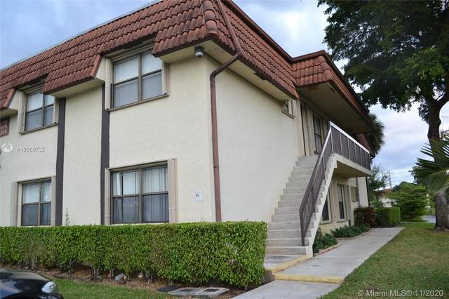 561 NW 100th Pl #201, Pembroke Pines, FL 33024 (MLS #A10960732) :: Green Realty Properties