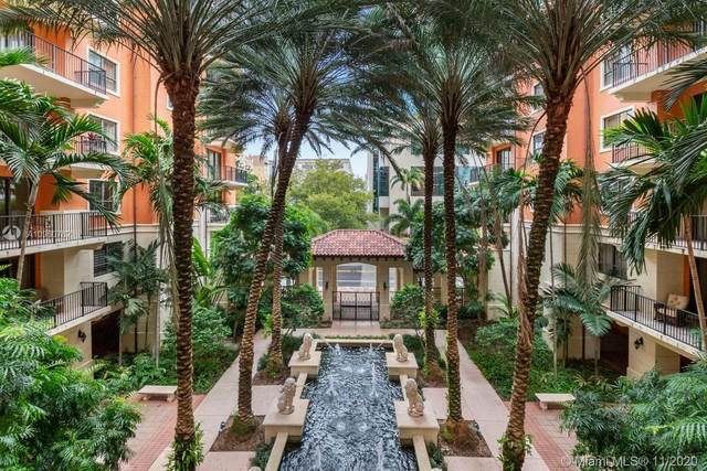 100 Andalusia Ave #308, Coral Gables, FL 33134 (MLS #A10960762) :: Castelli Real Estate Services